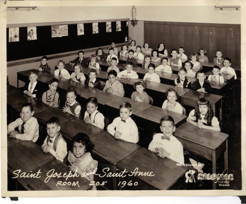 SJSA 2nd Grade. Contributed by Michael 1952.